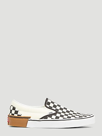 b016aa9f2a0 Vans Gum Block Classic Slip-on Checkerboard Sneakers