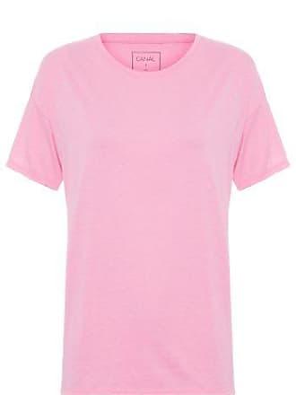 Canal Camiseta Fluor Canal - Rosa
