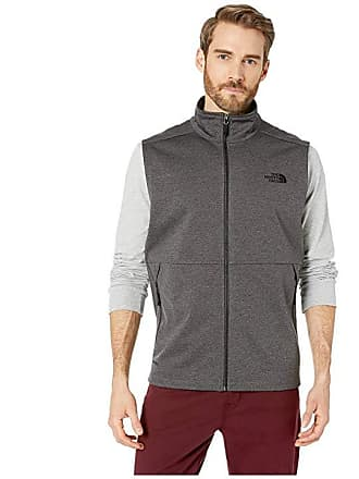 13004517c2 The North Face Apex Canyonwall Vest (TNF Dark Grey Heather) Mens Vest