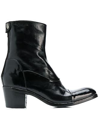 block Alberto heel block bootsNoir Alberto uXZOkiP