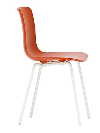 Vitra HAL Tube Chair Stackable Orange