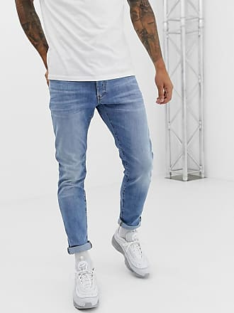 G-Star Elto 3301 slim fit superstretch light wash jeans - Blue