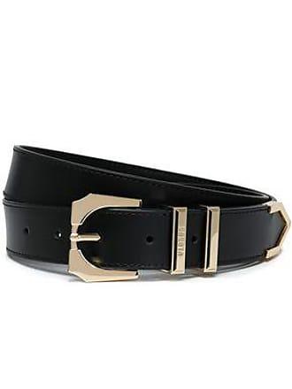 Versus Versus Versace Woman Leather Belt Gold Size 90