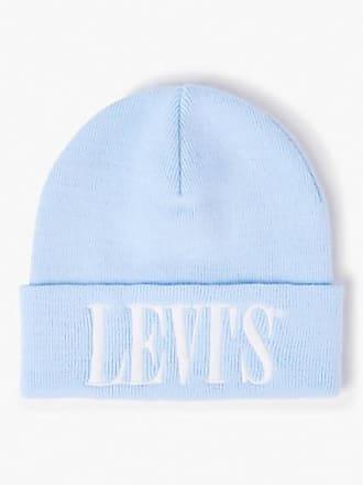 Levi's Serif Beanie Bleu / Sky Blue