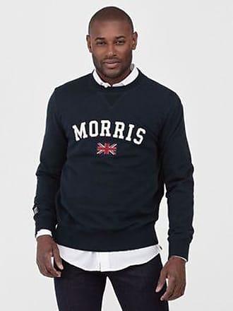 Morris Brown tröja med logga