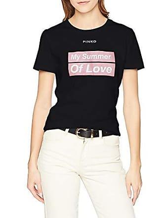 774f858f0f425 Pinko SPONTANEO T-Shirt Jersey di Cotone