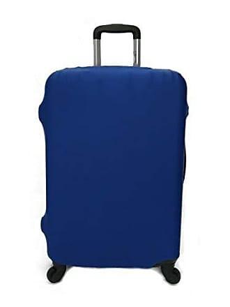 Yin's Capa para Mala de Viagem Grande Azul YS27013
