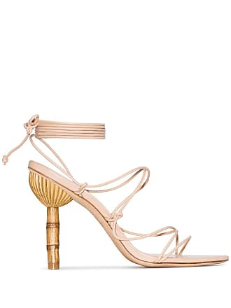 Cult Gaia Soleil strappy sandals - Neutro