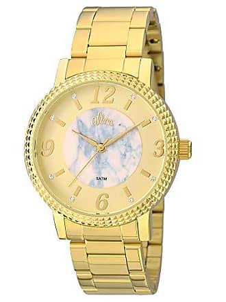 5362682eaf8 Allora Kit Relógio Allora Marmorizados Al2035fkh k4a Dourado