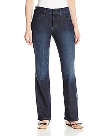 d193239e6d2 NYDJ Womens Petite Barbara Modern Bootcut Jeans, Burbank, 2 Petite