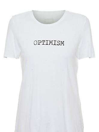 Canal Camiseta Optmism Canal - Off White