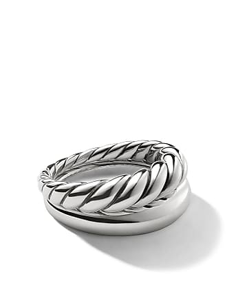 David Yurman Pure Form stack ring - Ss