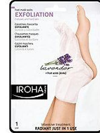 Iroha Nature Exfoliating Lavender Foot Mask Socks