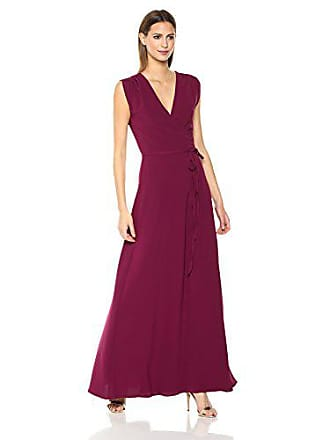 Yumi Kim Womens That Jazz Dress, Burgundy, M