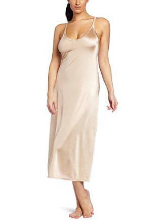 Vanity Fair Womens Spinslip 10158, Damask Neutral, 40, 20 Inch