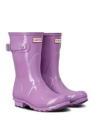 0d42e0816 Hunter Original Short Gloss Waterproof Rain Boot (Women)