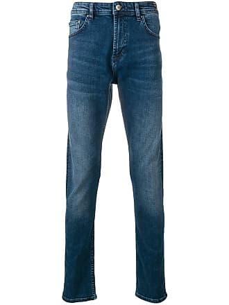 Versace Jeans Couture Calça jeans slim - Azul