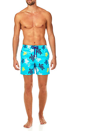 edd55b1e17 Vilebrequin Tortues Multicolores Swim Shorts - Men - Azure - L