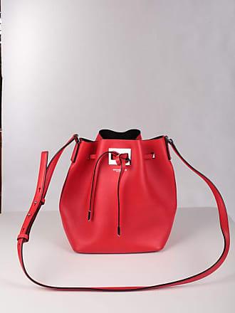 Michael Kors Leather MIRANDA Bucket Bag size Unica