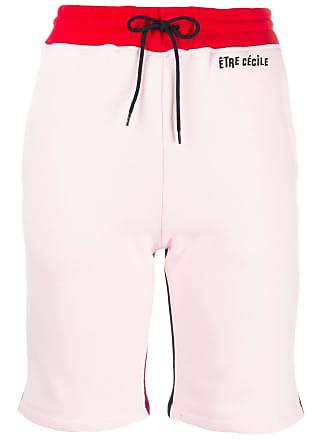 être cécile colour block shorts - Pink