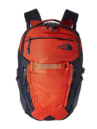 668aeb6c9b The North Face Surge Backpack (Zion Orange/Asphalt Grey) Backpack Bags