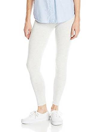 Joan Vass Womens Full Length Legging, Dove 2