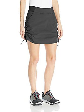 Columbia Womens Anytime Casual Skort, Grill, X-Small