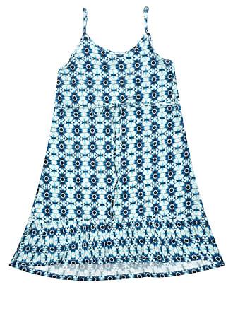 Bisi Vestido Bisi Menina Azul