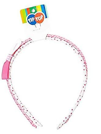 Tip Top Kit Tiara Lacinho PINK UNICO