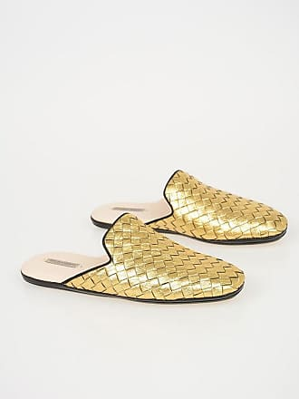 Bottega Veneta Leather Mules size 35