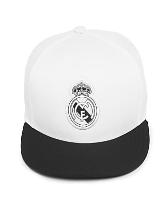 db840fc88d0df adidas Performance Boné adidas Performance Snapback Real Madrid Branco Preto