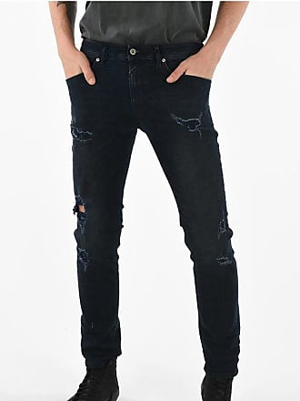 Diesel Distressed THOMMER L.32 16cm Jeans Größe 36
