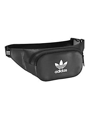 adidas Pochete Adidas Originals Essencial Crossbody Preta - Único - Preto