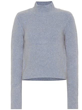 Diane Von Fürstenberg Cotton and wool-blend sweater
