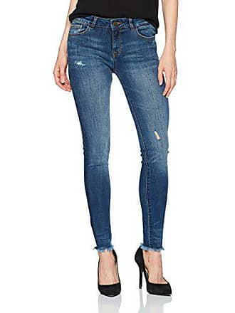 DL1961 Womens Florence Instasculpt Skinny Jeans, Aztec, 30