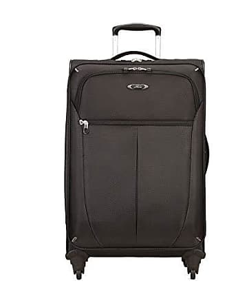 Skyway Skyway Luggage Mirage Superlight 24-Inch 4 Wheel Expandable Upright, Black, One Size