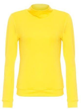 Lebôh Blusa Gola Alta Lebôh - Amarelo