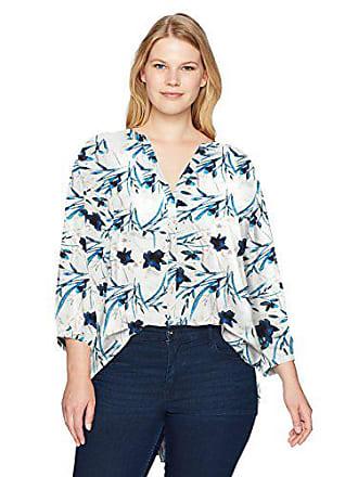5e86cff2ad4 NYDJ® Long Sleeve Blouses − Sale  at USD  27.71+