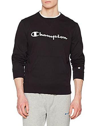 9052867653084 Champion Crewneck Sweatshirt EV.0, Sweat-Shirt Homme, Noir (NBK)