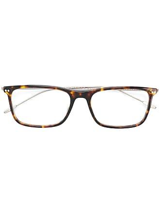 Giorgio Armani Óculos quadrados - Marrom