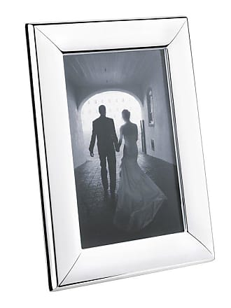 Georg Jensen Modern Small Picture Frame In Stainless Steel Mirror Finish By Georg Jensen