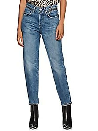 34bc0e47feb Jean Atelier Womens Charlie High-Rise Slim Jeans - Blue Size 28