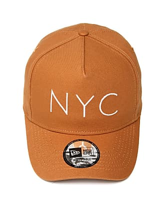 8a9ada7167c9f New Era Boné New Era Snapback 940 Af NYC Tan Caramelo