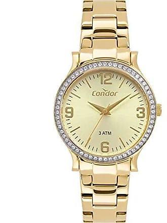 Condor Relógio Condor Feminino Ref: Co2039bo/1d Fashion Dourado