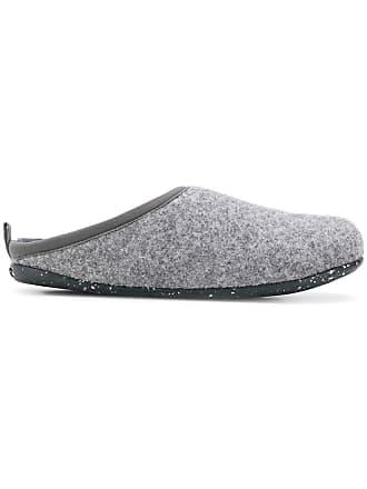 Camper round toe slippers - Cinza