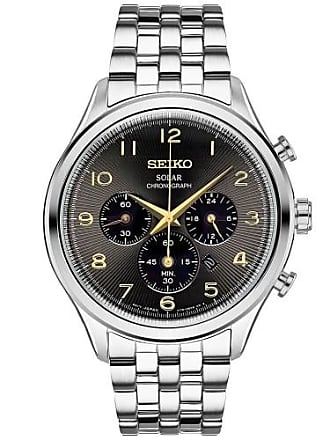 20e650471 Men's Seiko® Chronograph Watches − Shop now at USD $91.31+ | Stylight