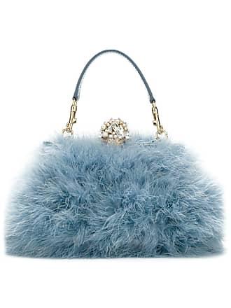 Dolce & Gabbana Clutch Vanda - Azul