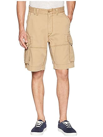 bff9de214b Polo Ralph Lauren Classic Fit Gellar Cargo Shorts (Montana Khaki) Mens  Shorts
