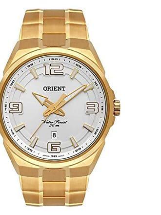 Orient Relógio Orient Masculino Ref: Mgss1162 S2kx Casual Dourado