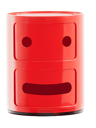 Kartell Componibili Smile Containermöbel neutral